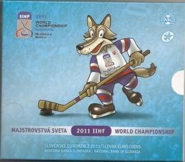 """Slowakije BU set 2011  """"Wereldkampioenschappen"""""""