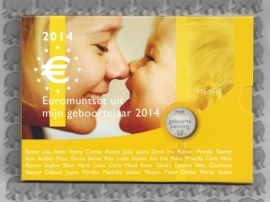 Nederland BU babyset 2014 meisje