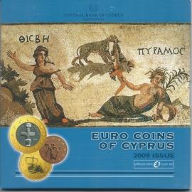 Cyprus BU set 2009