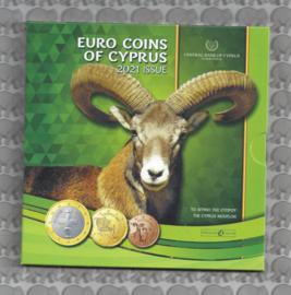 Cyprus BU set 2021