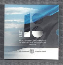 Estland BU set 2018