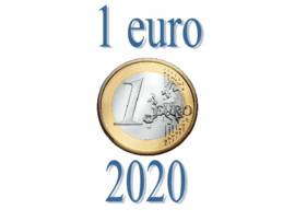 Luxemburg 100 eurocent 2020