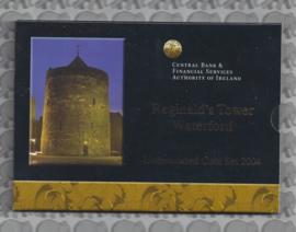 "Ierland BU set 2004 ""Reg.Tower Waterford"""