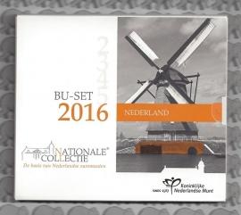 Nederland Nationale BU set 2016