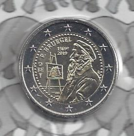 "België 2 euromunt CC 2019 ""450 jaar Bruegel"""