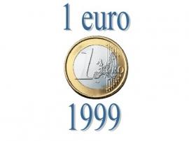 Nederland 100 eurocent 1999