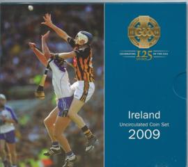 """Ierland BU set 2009 """"125e Verjaardag"""""""