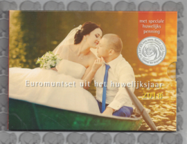 Nederland BU set 2018 Huwelijksset
