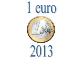 Luxemburg 100 eurocent 2013