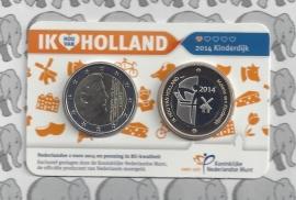 Nederland coinfair coincard 2014