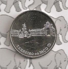 "Portugal 2,5 euromunt 2010 ""Slotplein van Lissabon"" (9)"