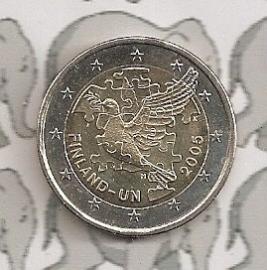 "Finland 2 euromunt CC 2005 ""UNO"""