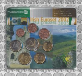 Ierland BU set 2002 (gemaakt door KNM)