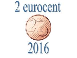 Spanje 2 eurocent 2016