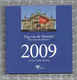 """Nederland BU set 2009 """"Dag van de munt"""""""