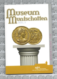 "Nederland BU set 2012 ""Museum muntschatten"", deel 3. (Coinfair)"