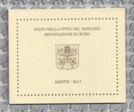 Vaticaan BU set 2017
