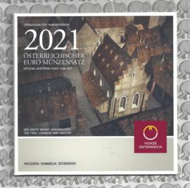 Oostenrijk BU set 2021