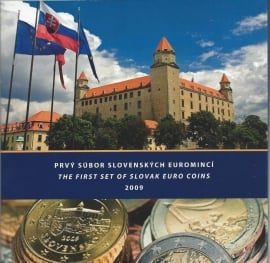 Slowakije BU set 2009