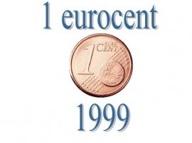 Spanje 1 eurocent 1999