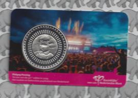 "Nederland coincard 2019 ""50 jaar Pinkpop"" (penning)"