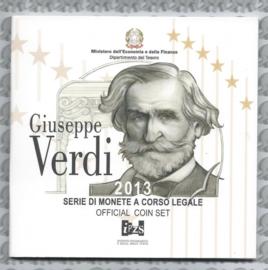 Italië BU set 2013 (9 munten)