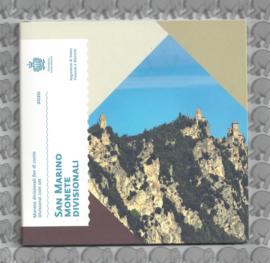 San Marino BU set 2020 (8 munten)