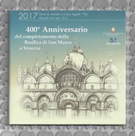 """Italië BU set 2017 """"San Marco"""" (9 munten)"""