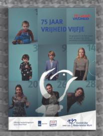 "Nederland 5 euromunt 2020 (45e) ""75 jaar vrijheid vijfje"" (zilver, proof in blister)"