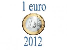Italië 100 eurocent 2012