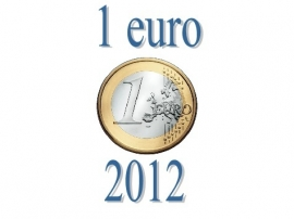 Luxemburg 100 eurocent 2012