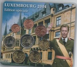 "Luxemburg BU set 2004 ""Editie speciaal"""