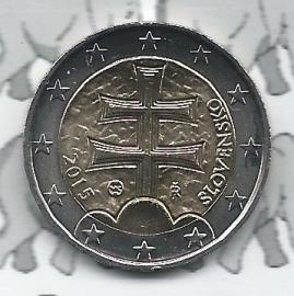 Slowakije 200 eurocent 2015