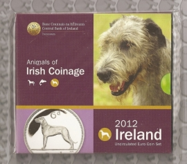 Ierland BU set 2012