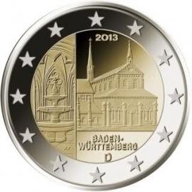"Duitsland 2 euromunt CC 2013 ""Maulbronn"""