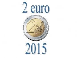 Ierland 200 eurocent 2015