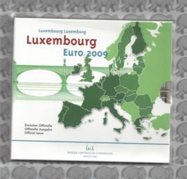 Luxemburg FDC set 2009