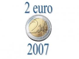 Vatikaan 200 eurocent 2007