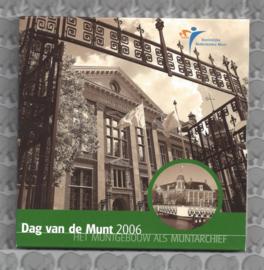 """Nederland BU set 2006 """"Dag van de munt"""""""