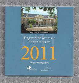 San Marino BU set 2011 ( 9 munten)