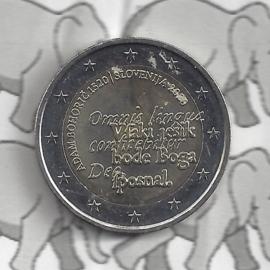 "Slovenië 2 euromunt CC 2020 (15e) ""500e verjaardag van Adan Bohorič"""