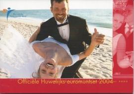 "Nederland BU set 2004 ""Officiële Huwelijksset """