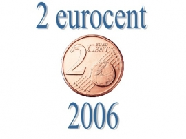 Luxemburg 2 eurocent 2006