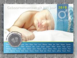 Nederland BU babyset 2018 jongen
