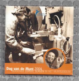 """Nederland BU set 2004 """"Dag van de munt"""""""