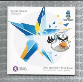 """Finland BU set 2012 """"WK Ijshockey"""""""