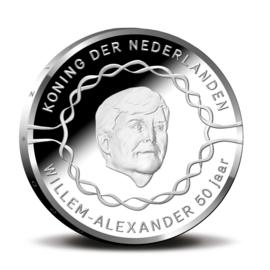 "Nederland 10 euromunt 2017 (33e) ""Verjaardagstientje"" (los)"