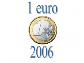 Luxemburg 100 eurocent 2006