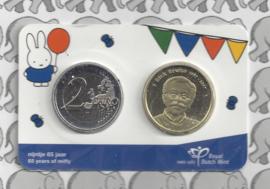 "Nederland coincard 2020 ""65 jaar Nijntje"""