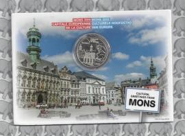 """België 5 euro 2015 """"Mons"""""""